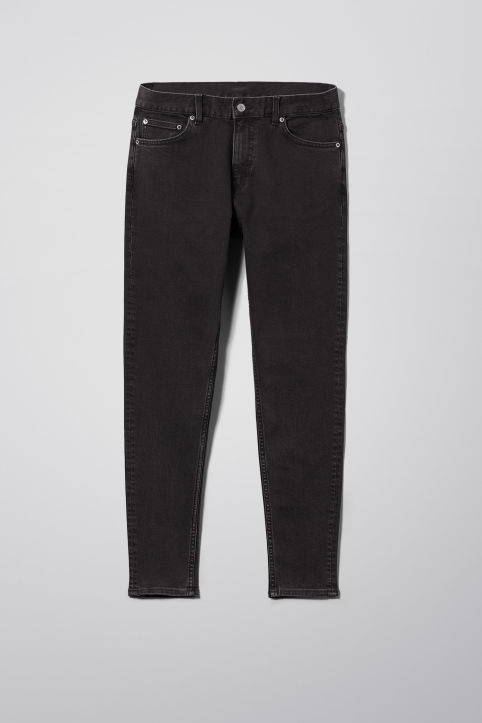 Weekday Cone Tuned Black Jeans
