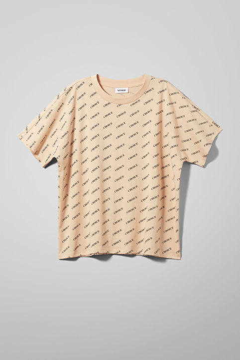 Weekday Vitrine T-shirt