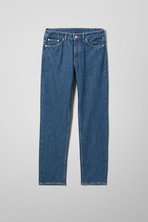 Weekday Bon Base Blue Jeans