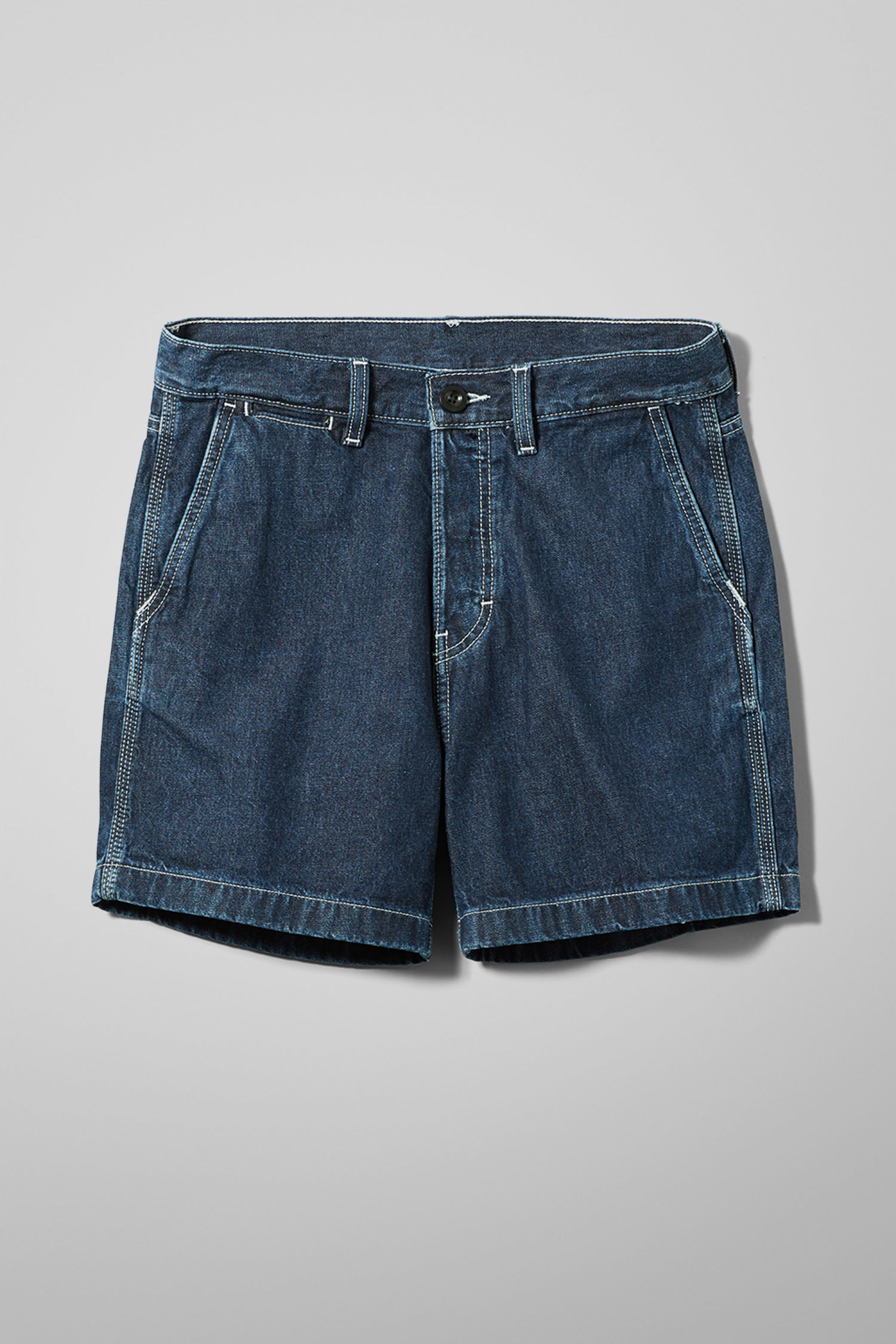 Weekday Coin Billy Blue Shorts