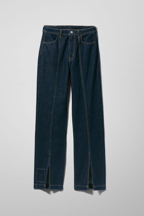 Alabama Rinsed Denim Jeans