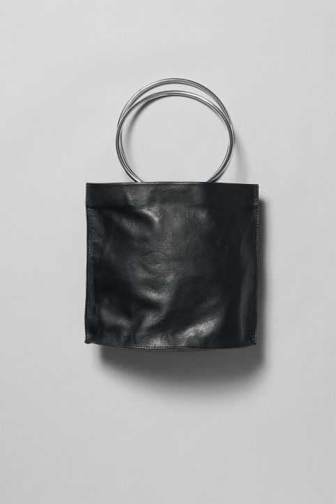 Weekday Ring Leather Bag