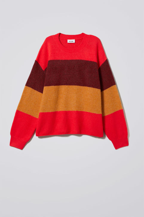 Weekday Racket Sweater