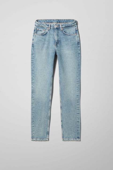 Weekday Way Blue Love Jeans
