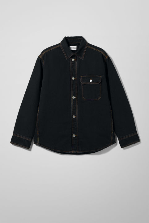 Weekday Mighty Tuned Black Jacket