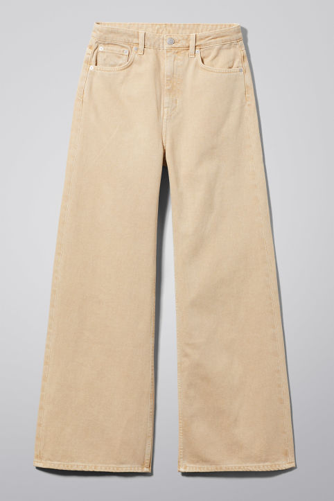 Weekday Ace Sand Jeans