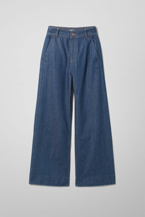 Weekday Cory Denim Trousers