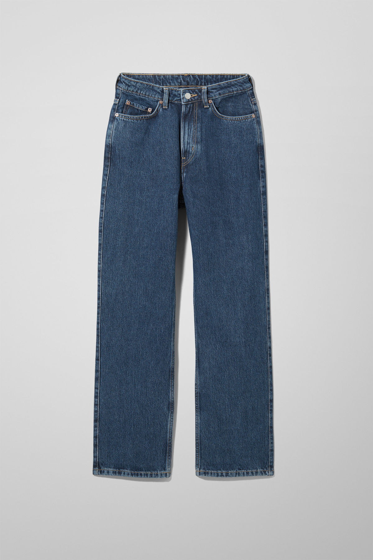 3a7b6a9466 Row Win Jeans - Blue - Jeans - Weekday