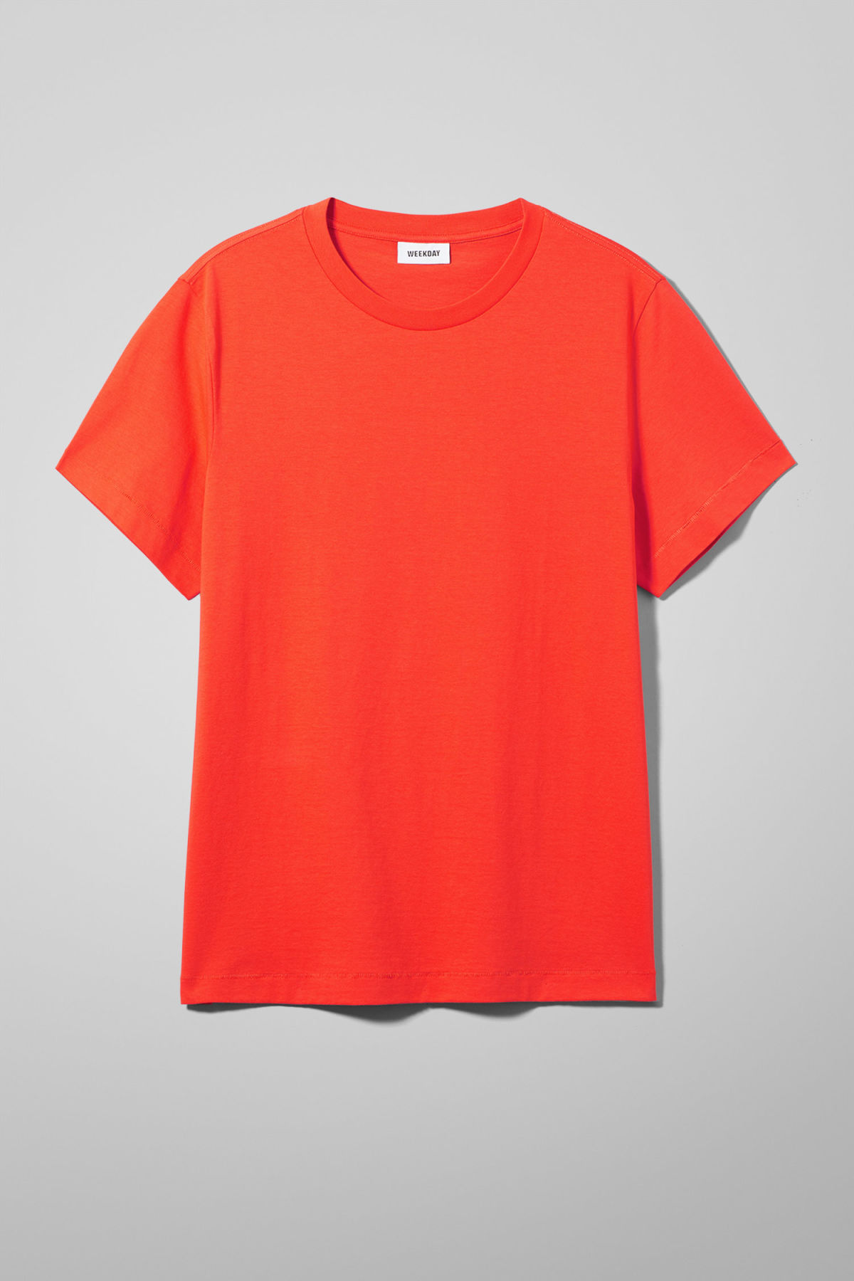 Front image of Weekday  in orange