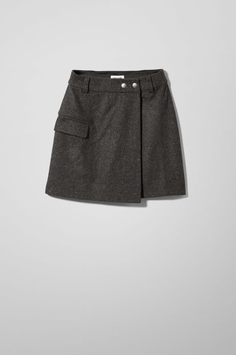 Weekday Dylan Mini Skirt