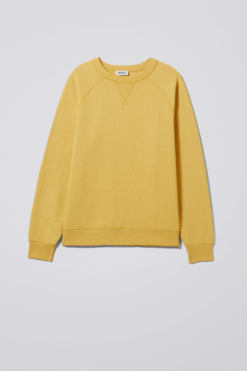 Weekday Jaxon Washed Sweatshirt