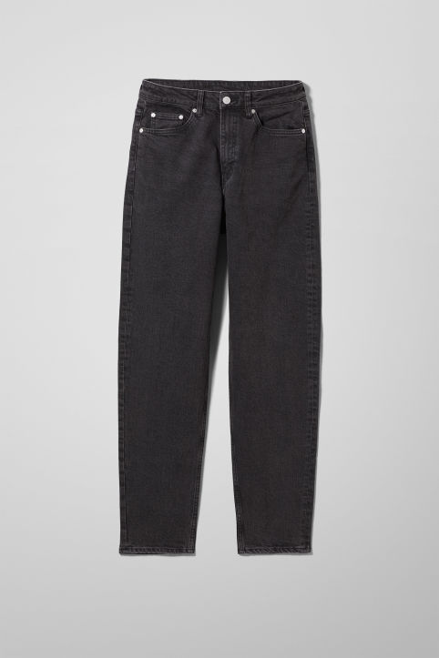 Weekday Lash Echo Black Jeans