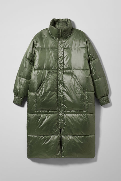 Weekday Awa Puffer Coat