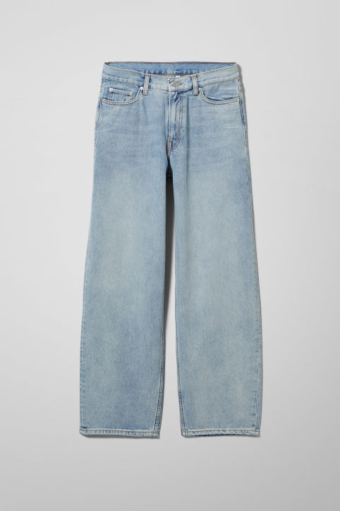 Weekday Rail Miami Blue Jeans
