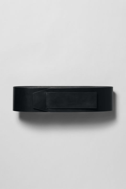 Weekday Obi Leather Belt