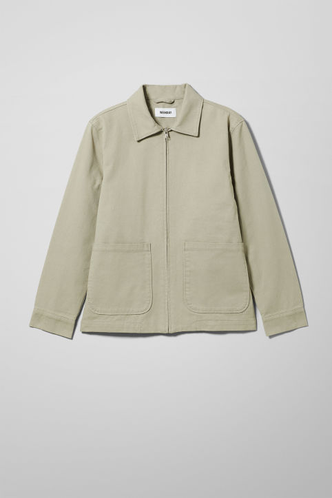 Weekday Camp Washed Jacket