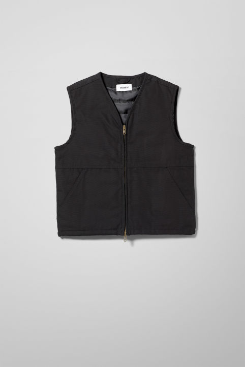 Weekday Emanuel Canvas Vest