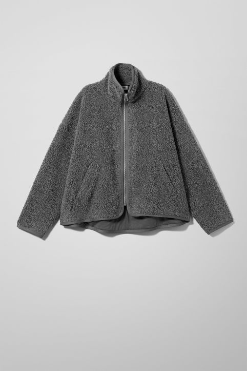 Weekday Frigg Pile Jacket