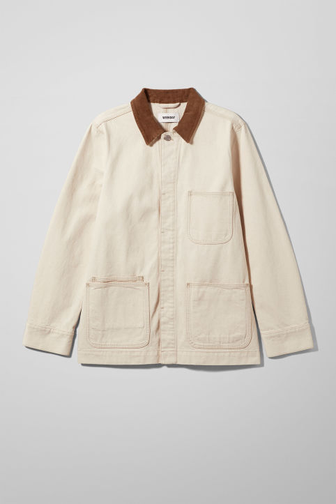 Weekday Sunset Jacket Ecru