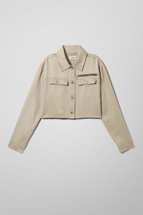 Weekday Carin Shirt Jacket
