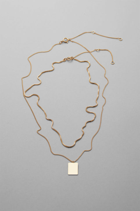Weekday Highlight Necklace Set