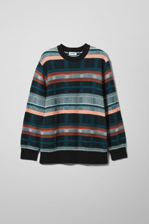 Weekday San Diego Jacquard Sweater