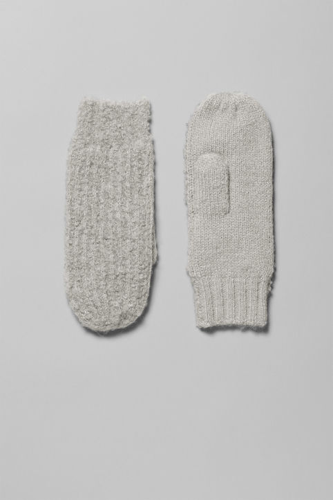Weekday Shea Knitted Mittens