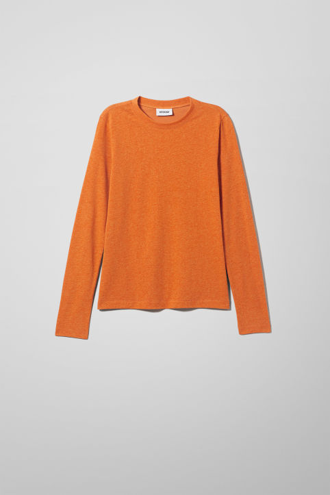 Weekday Idun Long Sleeve T-shirt