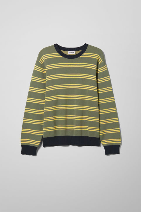 Weekday Johan Striped Sweater