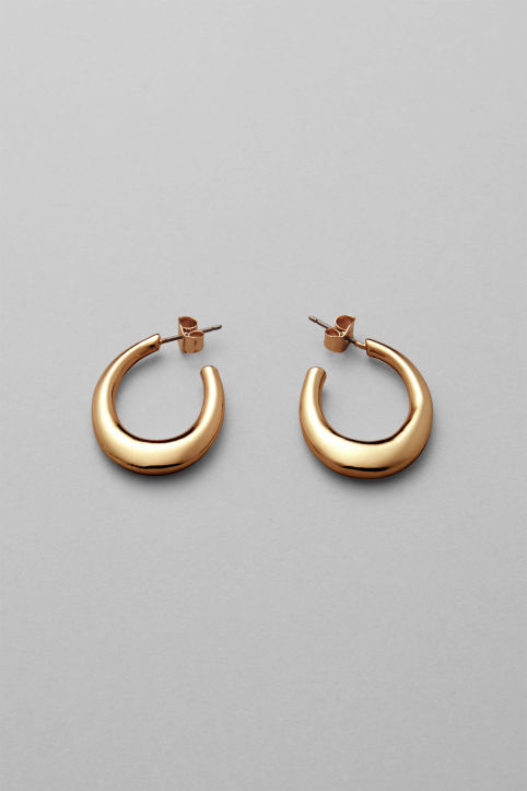 Weekday Wei Hoop Earrings