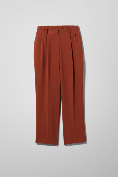 Weekday Ritz Drapy Trousers