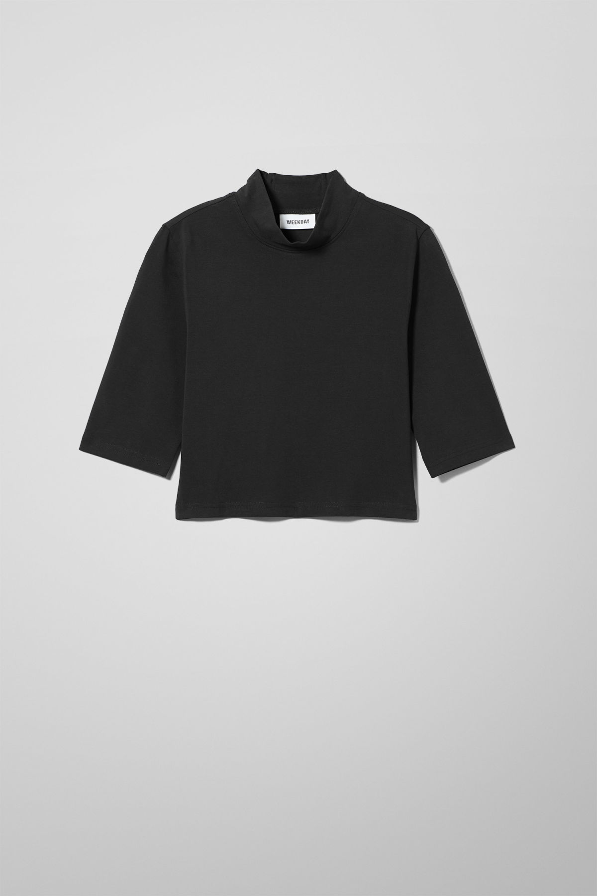 Front image of Weekday  in black