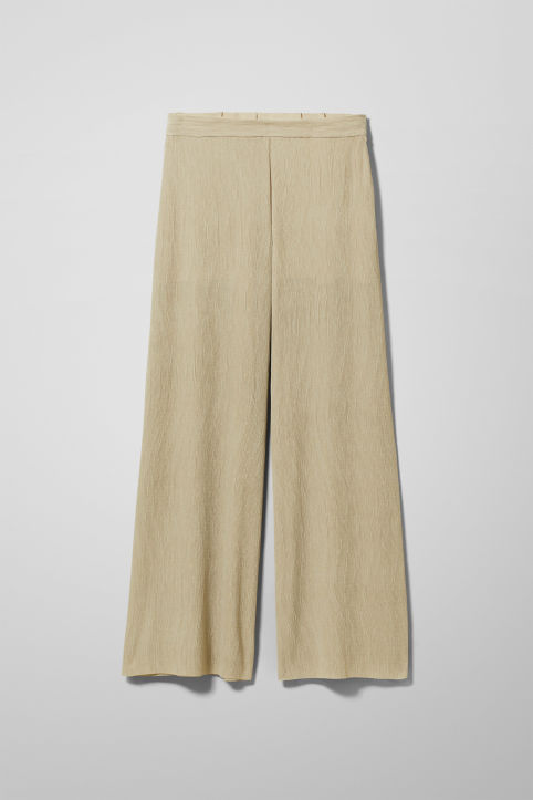 Weekday Danube Crinkled Trousers