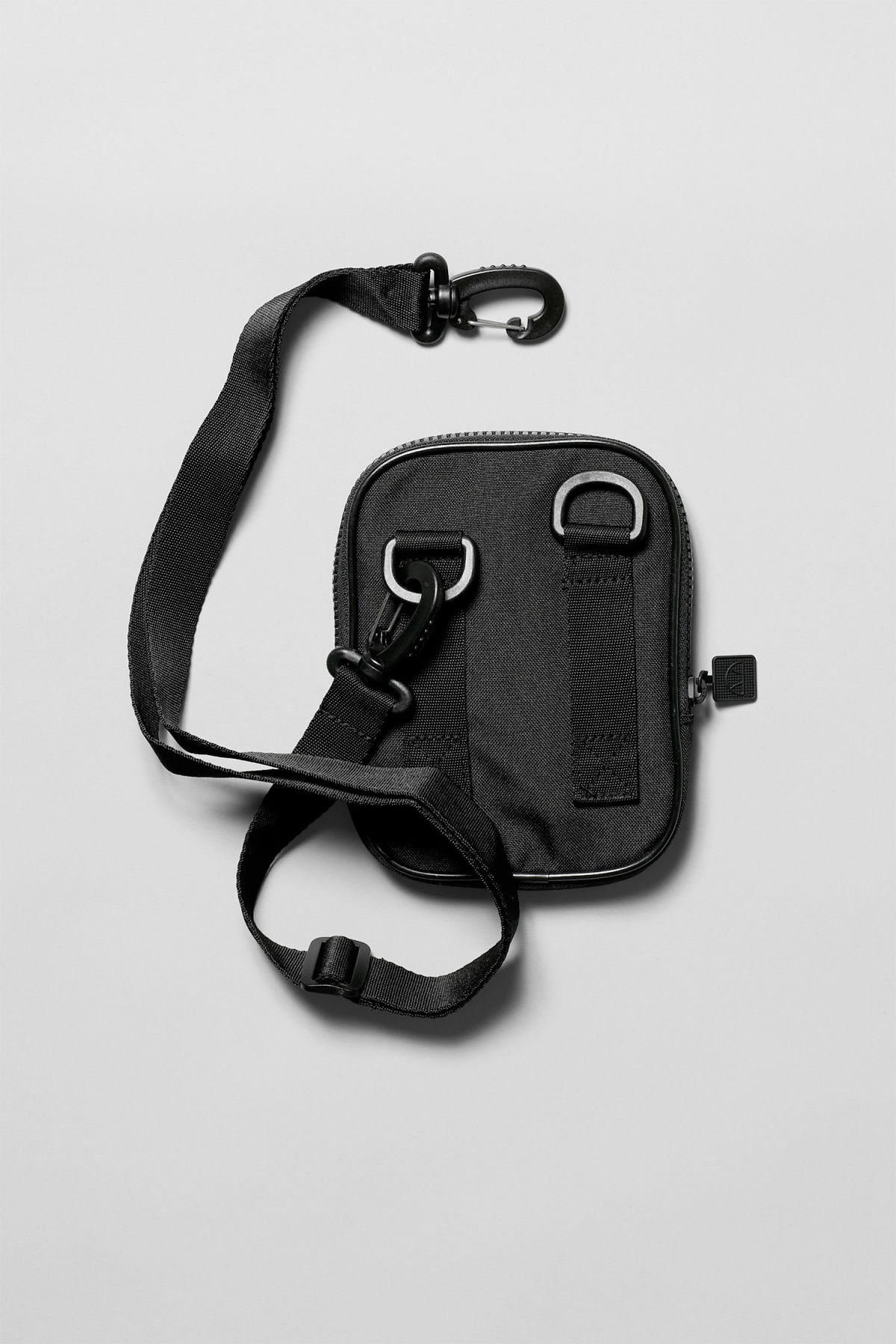 Back image of Weekday templeton mini bag in black