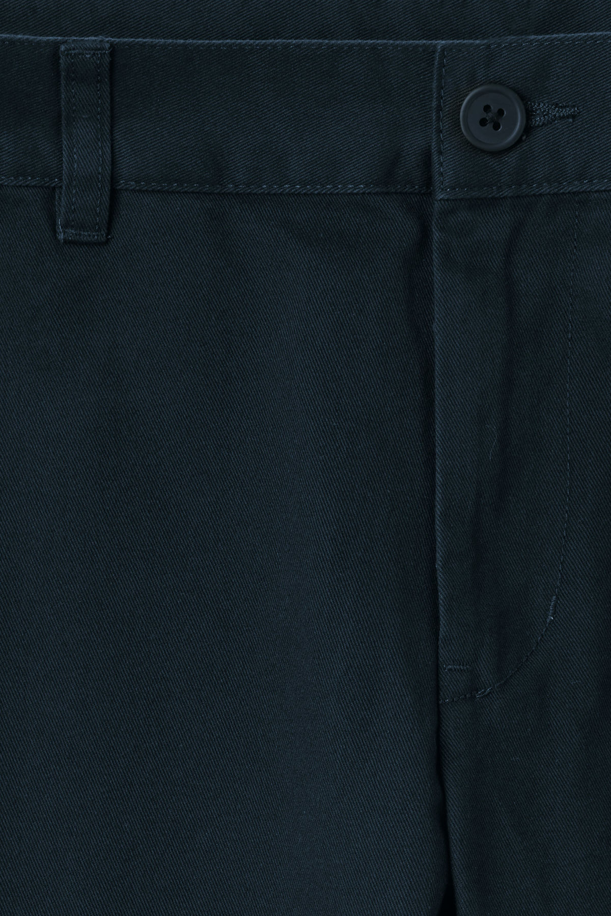 Detailed image of Weekday wood chinos in blue