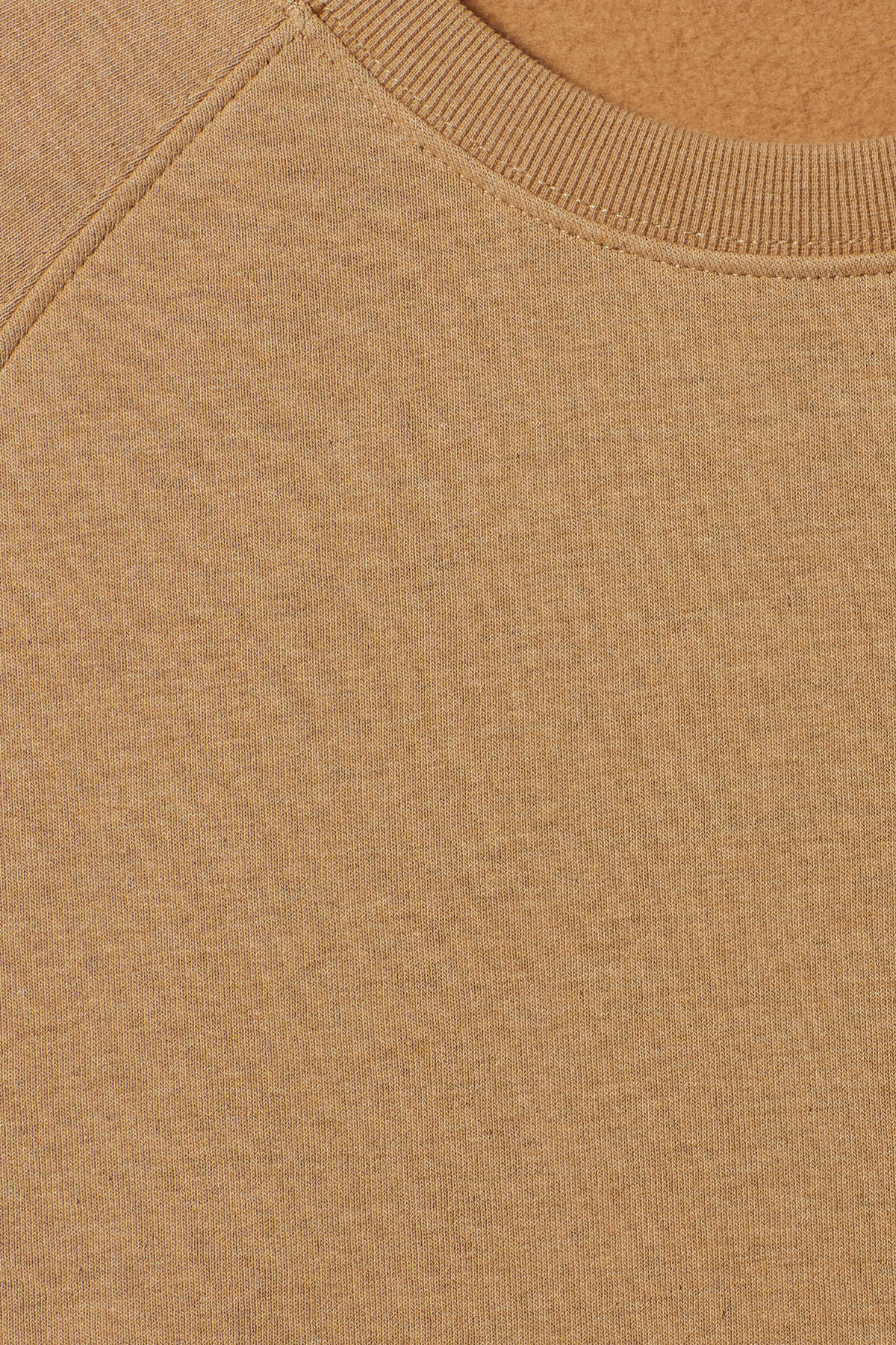 Detailed image of Weekday paris sweatshirt in beige