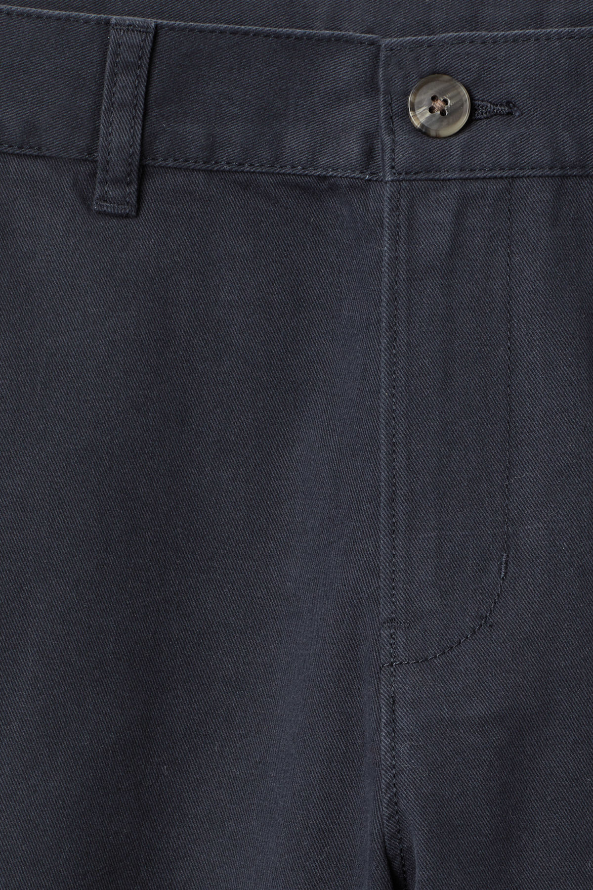 Detailed image of Weekday acid shorts in blue