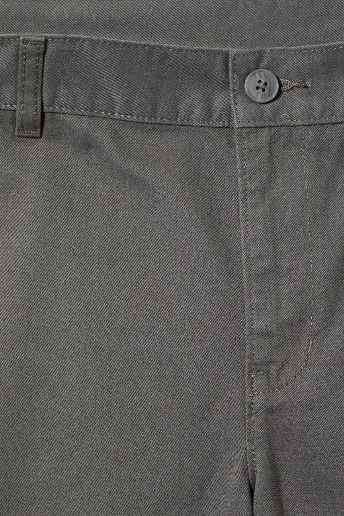 Detailed image of Weekday acid shorts in grey