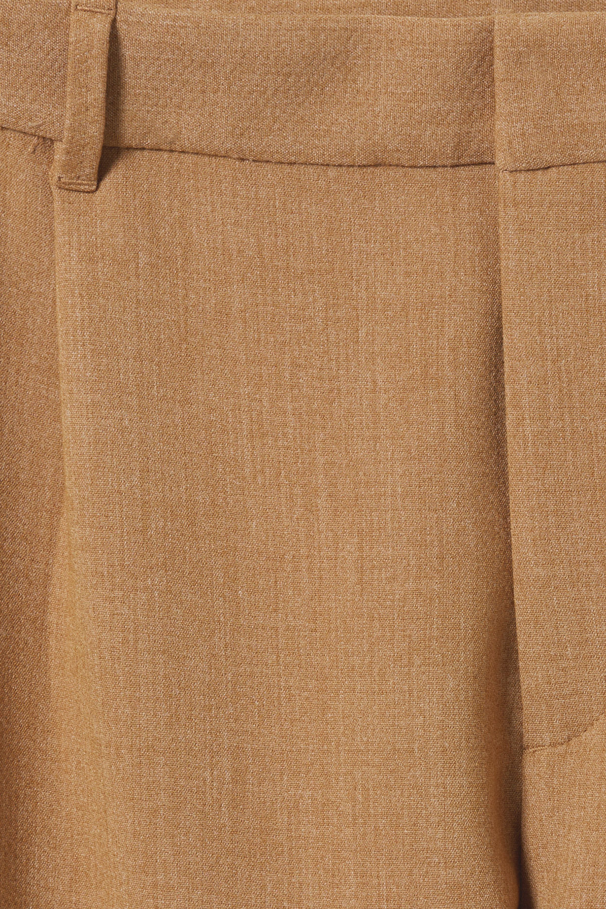 Detailed image of Weekday mard trousers in beige