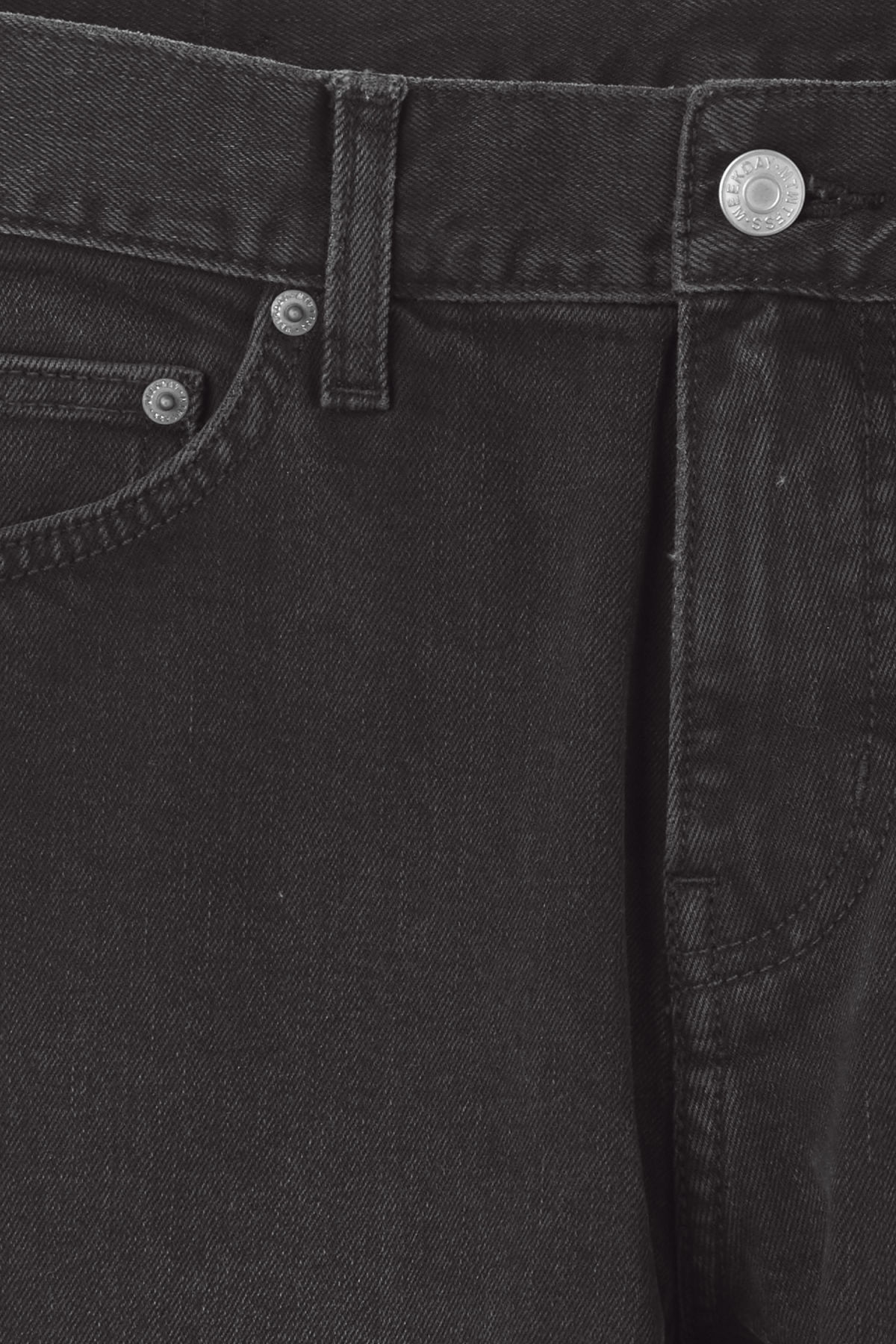 Detailed image of Weekday wednesday great black jeans in grey