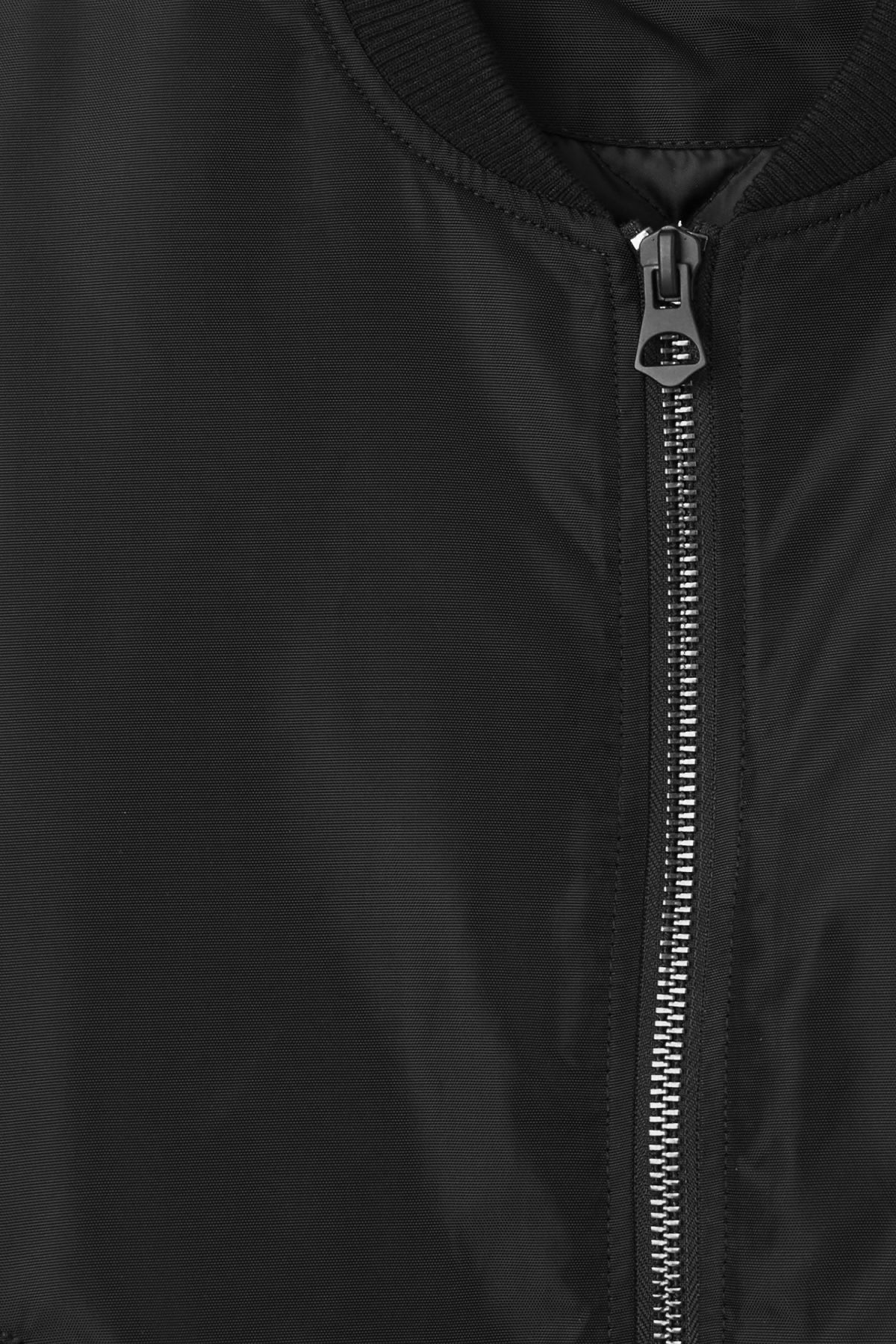 Detailed image of Weekday mission bomber in black