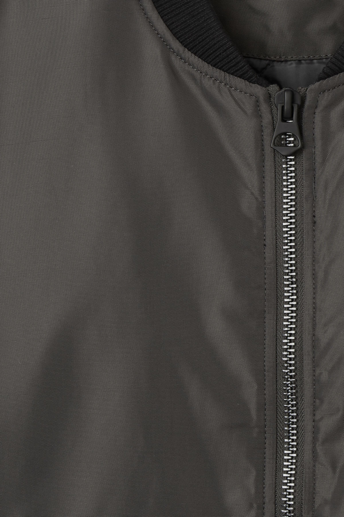 Detailed image of Weekday mission bomber in grey
