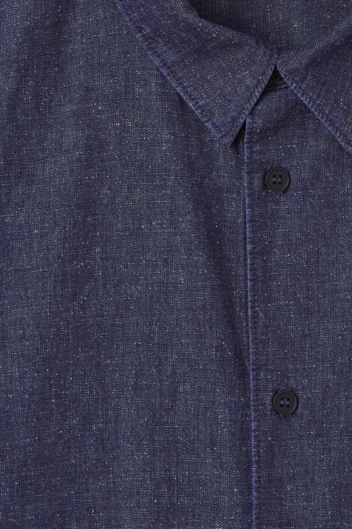 Detailed image of Weekday clean shirt in blue