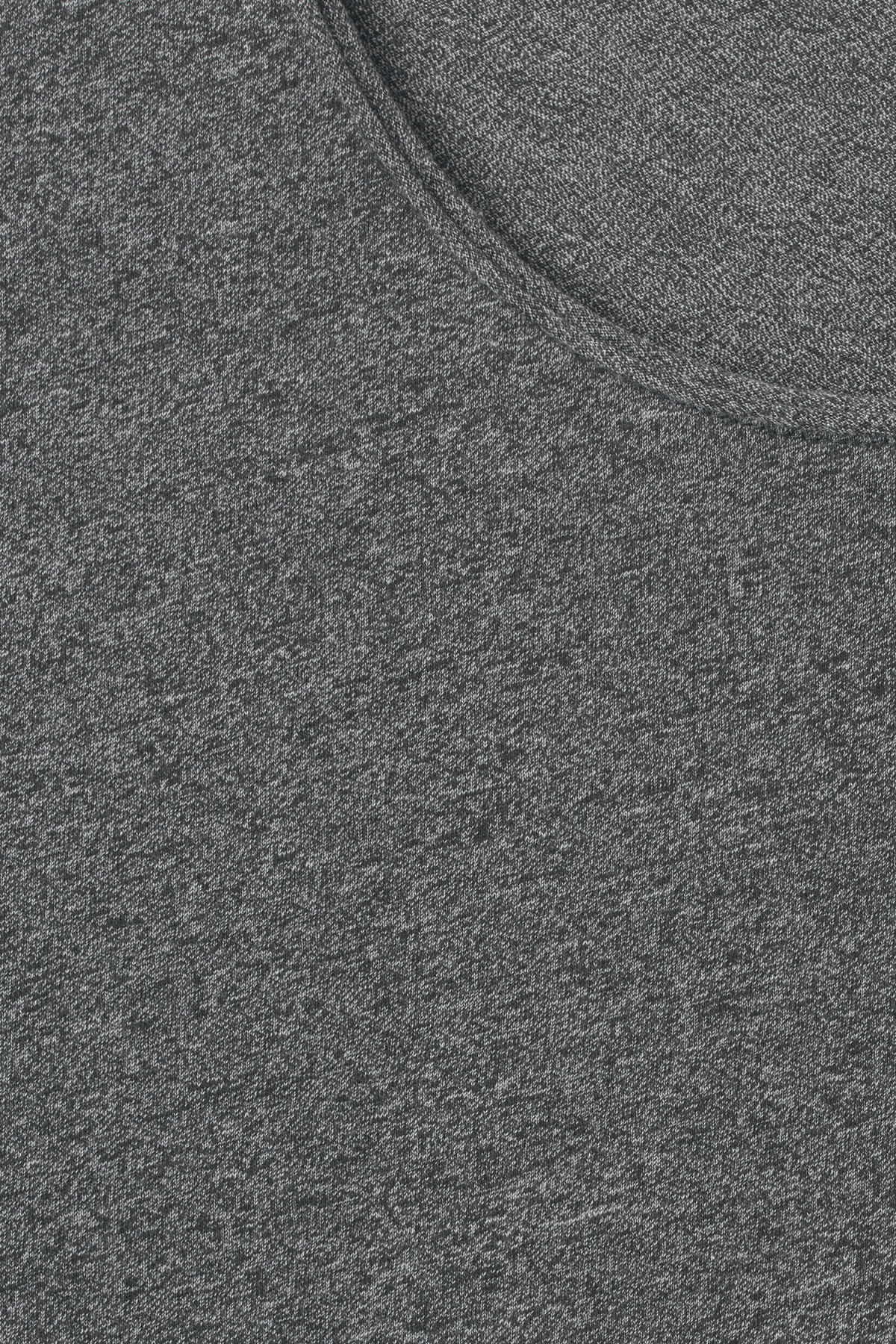 Detailed image of Weekday dark t-shirt in black