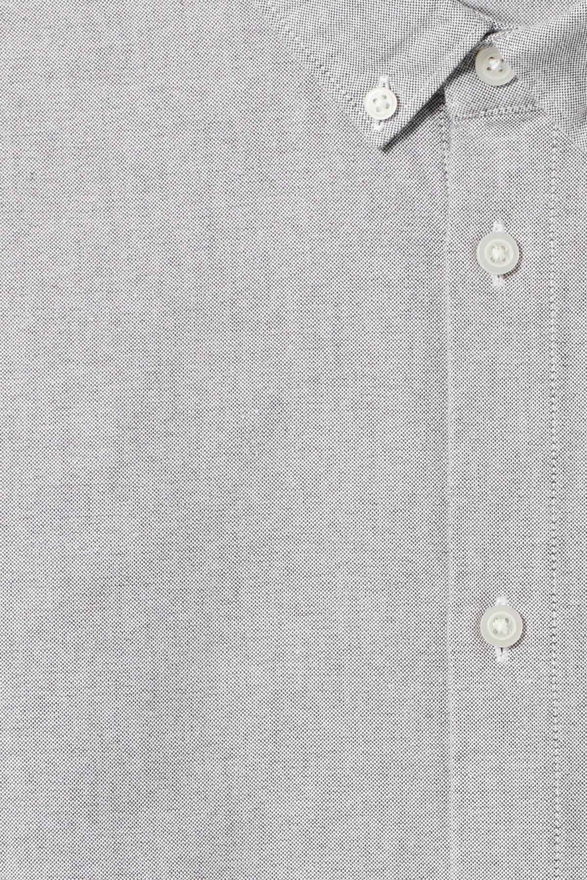 Detailed image of Weekday bad times shirt in purple