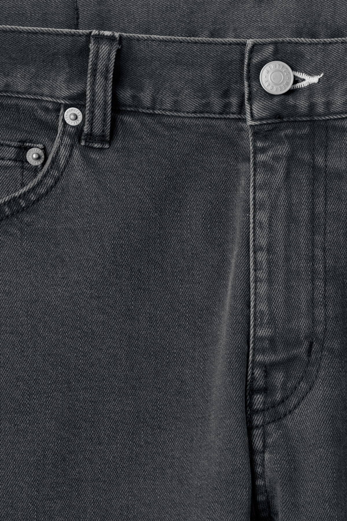 Detailed image of Weekday sunday loundness jeans in blue