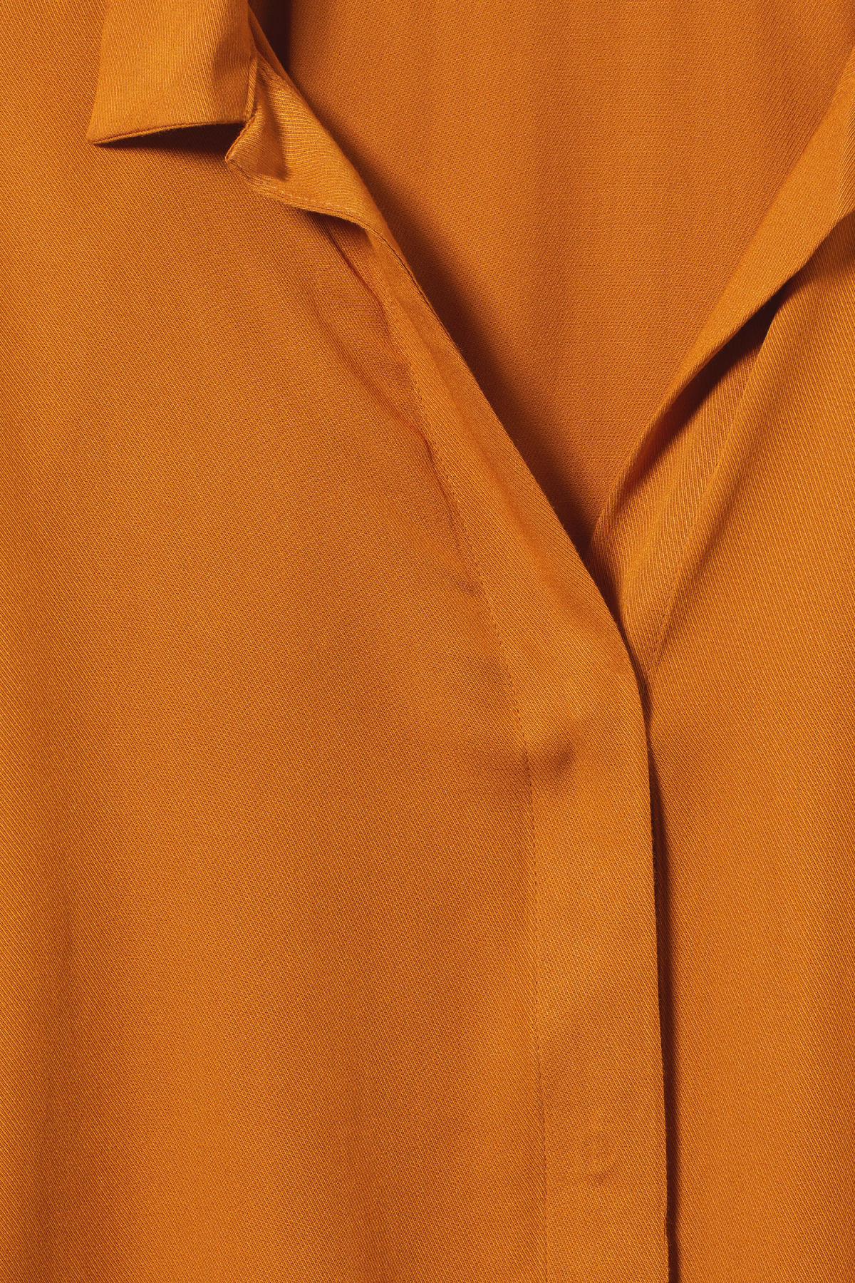 Detailed image of Weekday franca blouse in yellow
