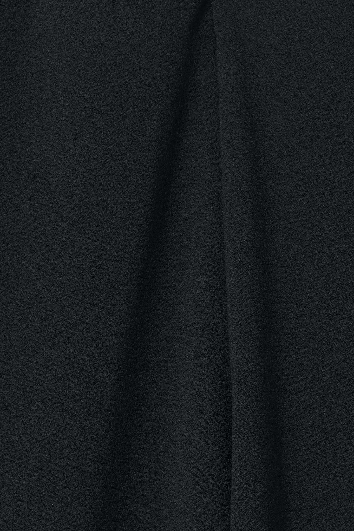Detailed image of Weekday julia trousers  in black