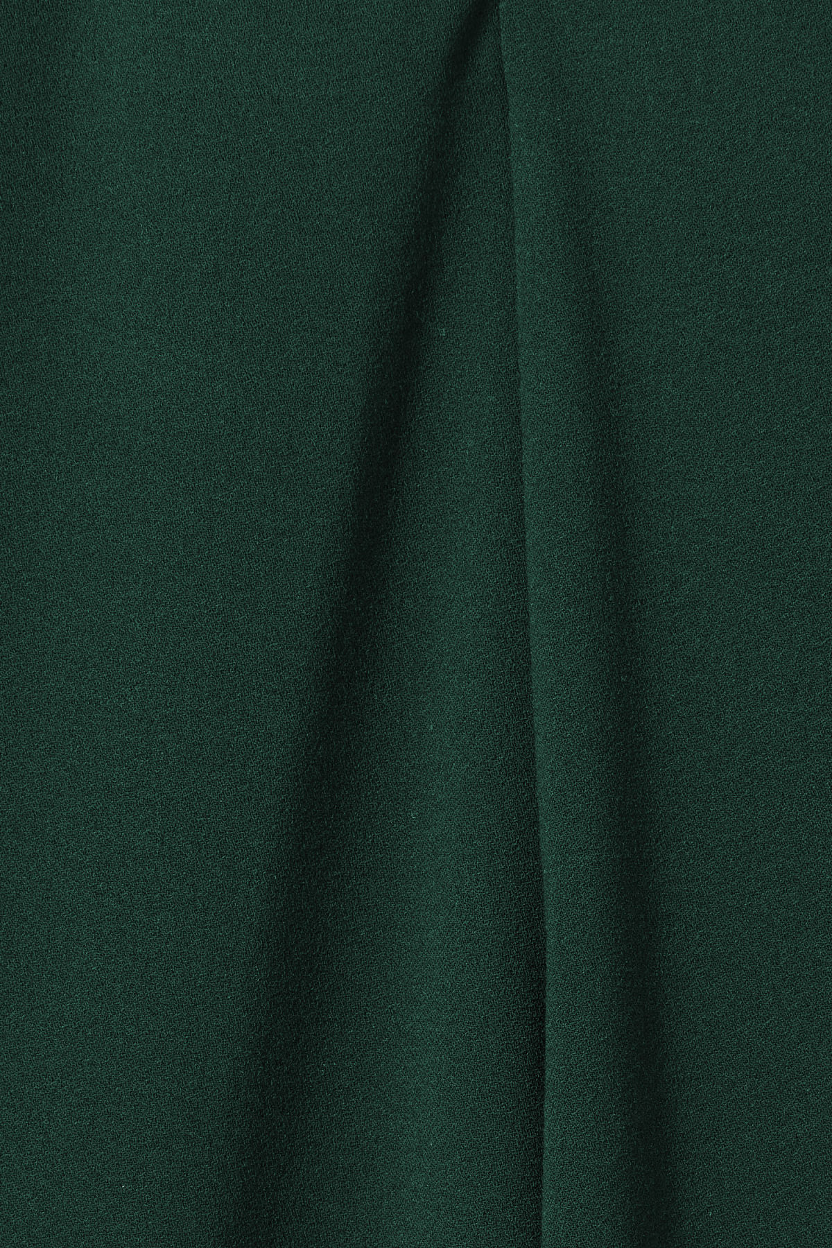 Detailed image of Weekday julia trousers  in green
