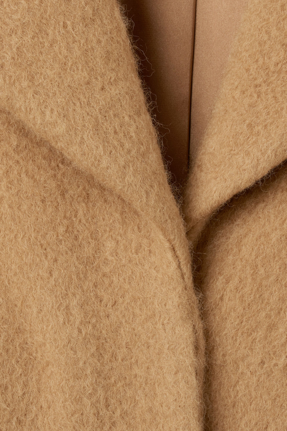 Detailed image of Weekday mario coat in beige